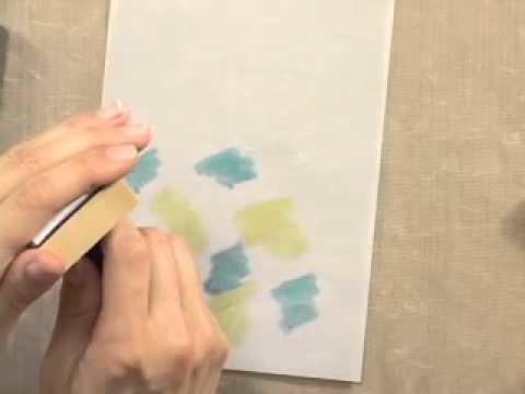 Spectrum Noir Pen Set by Crafter's Companion Part 1