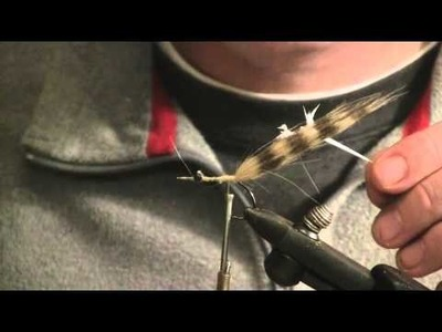 Tying Borski's Craft Fur Shrimp- Part 2.3 Redfish Fly