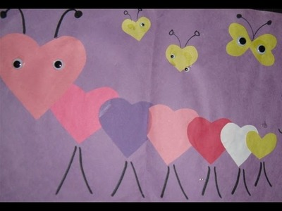 Valentines Day Arts and Crafts - Great Home Made Gift Tutorials - Part 3