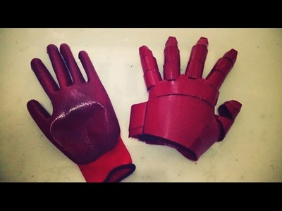 #90: Iron Man Hand (left) DIY Part 2 - Make it Wearable