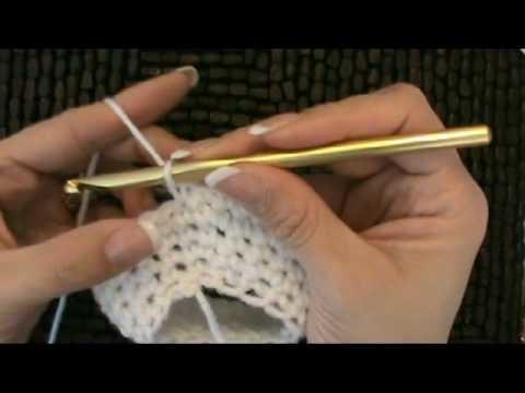 Crochet Easy Peasy Donut Pin Cushion #3