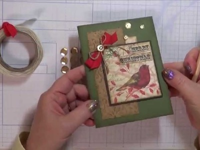 CTMH - Christmas Card - Close To My Heart