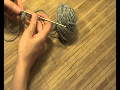 Curso de ganchillo-crochet. Punto Bajo
