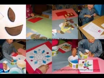 Diwali craft decor ideas