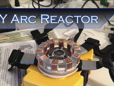 DIY Iron Man Arc Reactor (Walkthrough. Mute Commentary)
