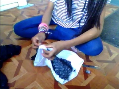 DIY║Lace Shorts.Crochet Shorts+How I Style Them