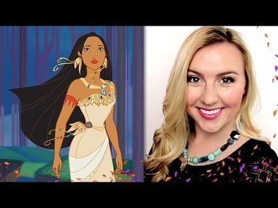 DIY Pocahontas Inspired Necklace | Amarixe Disney Exclusive