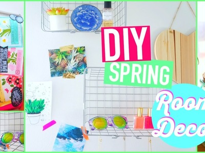 DIY Spring Room Decor! Cheap & Easy!