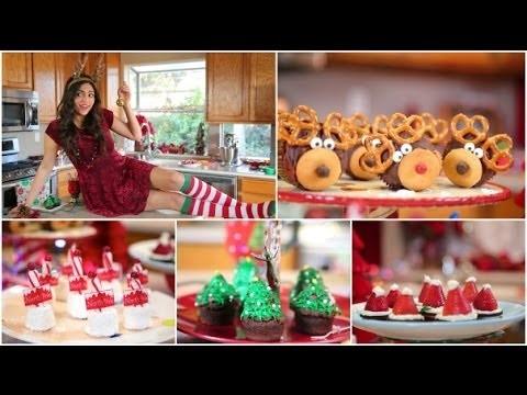 Easy & Yummy DIY Holiday Treat Recipes!