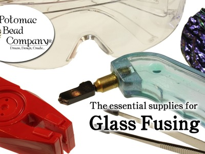 Glass Fusing - Essential Tools and Supplies (Part 1 of 3)