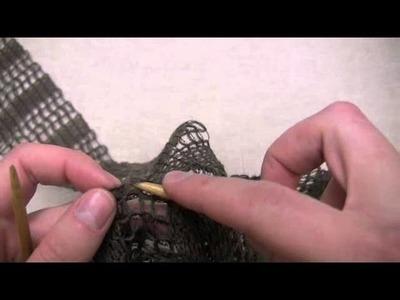 Greer Scarf - Knit Version