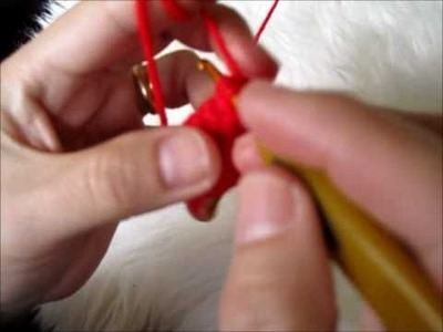 Heart Amigurumi crochet pattern