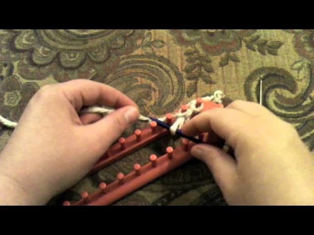 How to: Crochet Cast On For Loom