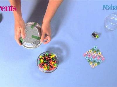 How to Make a Flying Saucer Craft