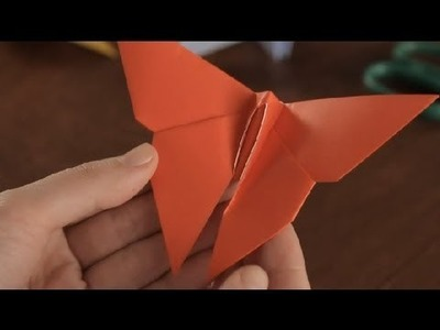 How to Make an Origami Butterfly : Simple & Fun Origami