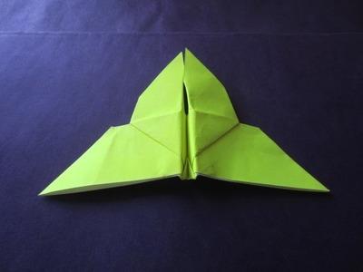 Kids paper craft ideas-butterfly