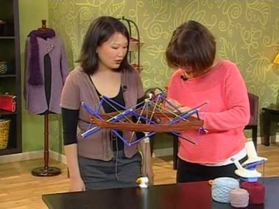 Knitting Daily: How to Wind Yarn, Episode 304