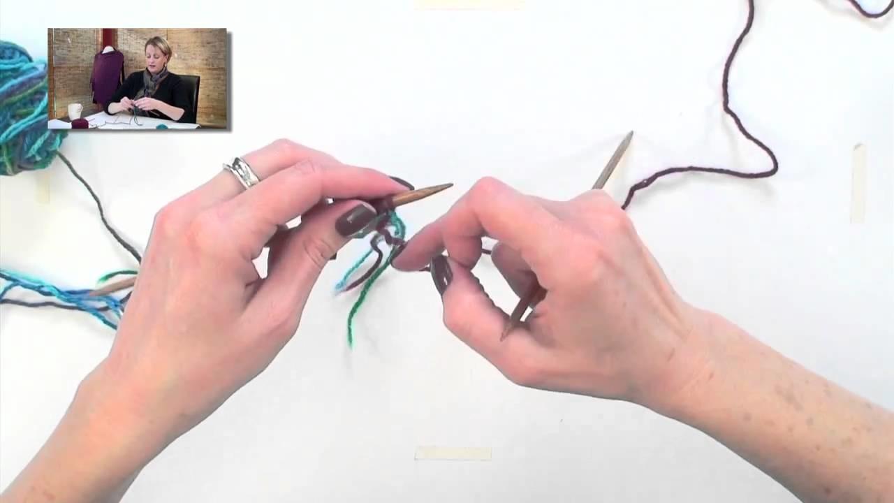 Knitting Help - Tubular Cast-On