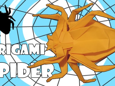 Origami Spider Instructions