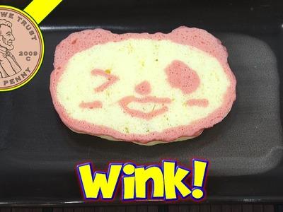 Puchitto Panda Pancake DIY Japanese Kit, Pink Panda!