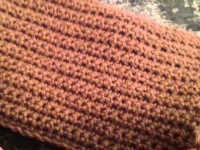 Amigurumi Crochet Pencil Pouch Bear