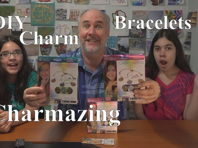 Charmazing Review- DIY Charm Bracelets | RainyDayDreamers in 4k CC