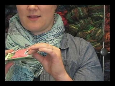Clover Accessories Review - Circular Stitch Holder, Darning Needle, Closure, and Bobbin Set