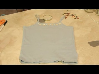 Craft Ideas With Tank Tops : Craft Project Ideas