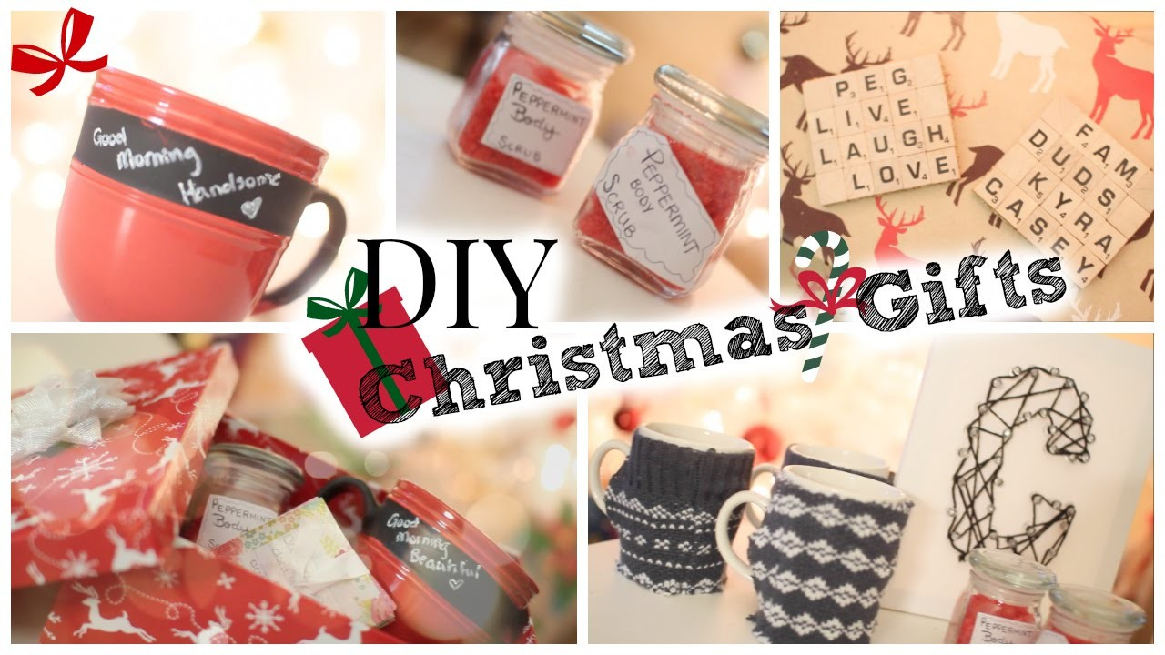 DIY Christmas Gifts | Easy, Fun & Affordable