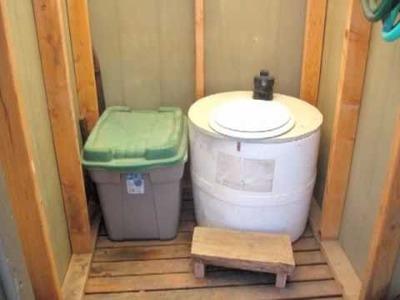 DIY Composting Toilet part 1