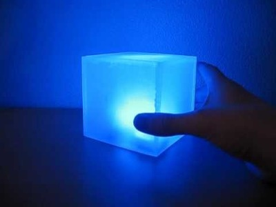DIY LED Cube - Instructables