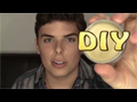 DIY Lip Balm - Great Gift Idea (Do it Yourself Skin Care)