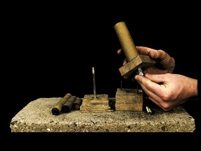 How Cored Rockets Are Made & DIY Tooling Designs