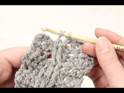 How to Crochet - Cables