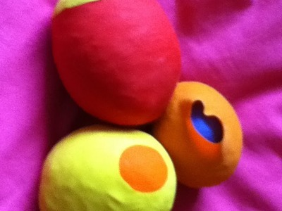 How To Make Juggling Balls - From Rice And Balloons - DIY - Very Easy - All The Steps Are Here