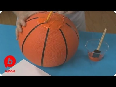 How-to: Slam Dunk T-Shirt | Kitschy Crafts | Babble