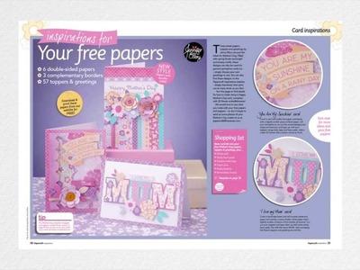 Papercraft Inspirations Digital Magazine