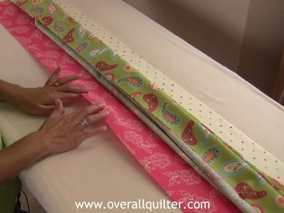 Pillow Cases with Hidden Seams