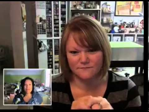 """Tammy Tutterow Interview"" Scrapbooking Podcast Epsidoe #106 from @lainehmann of layoutaday.com"