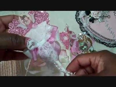 Target Dollar Spot Valentine Crafts and Treat Bag Tutorial