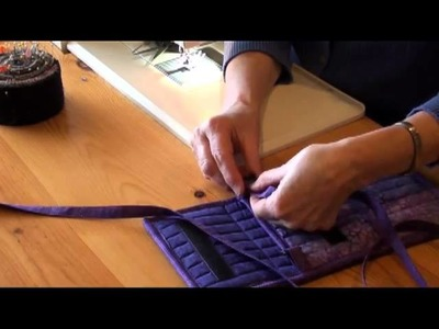 15. Make A Simple Project: Attach the Strap to the Bag