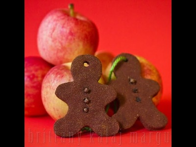 Christmas Holiday Craft: Cinnamon Ornaments