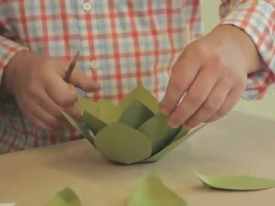 DIY: How to Create Paper Succulents