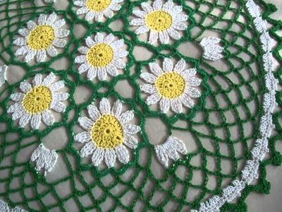 Doilies by Acadian Crochet.wmv