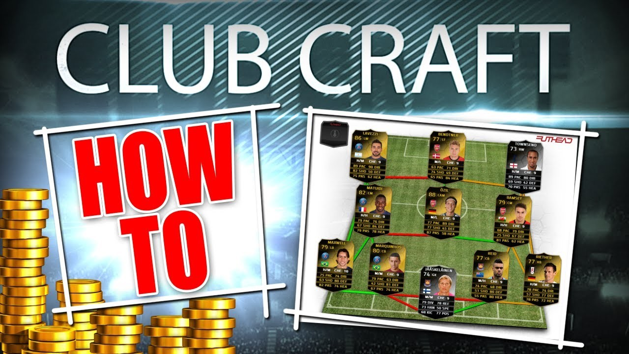 FIFA 14 CLUB CRAFT #6