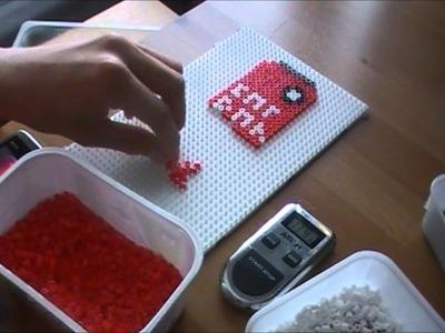 Hama Beads ES For Mr Tuomo 1080p HD