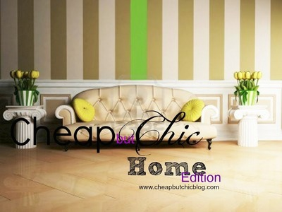 Home Decor. DIY Project #3