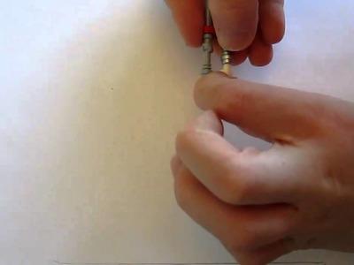 How to build Lego Poseidon's Trident