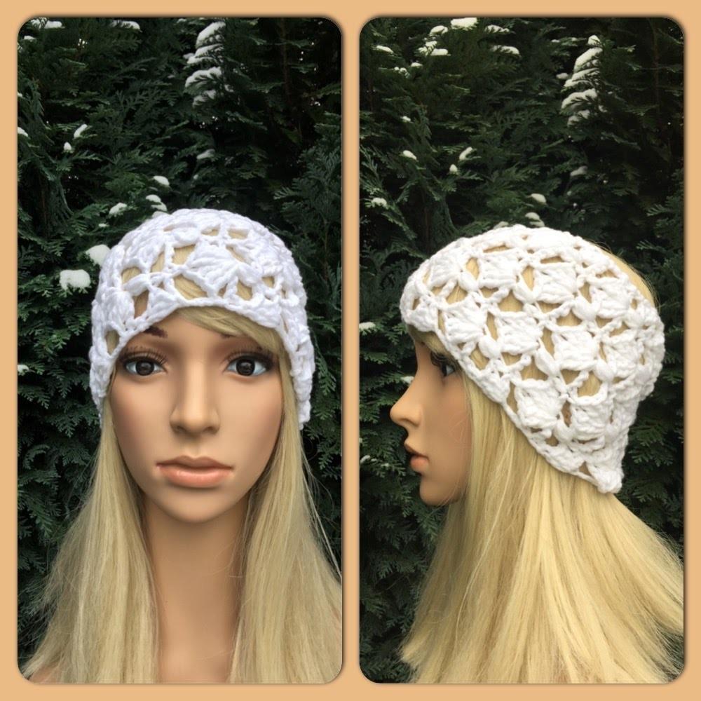 How to Crochet Earwarmers. Headband Pattern #21 │by ThePatterfamily