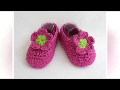 How to crochet soles for slippers